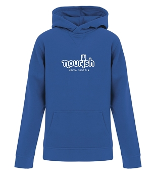 Picture of Nourish Youth Hooded Sweatshirt
