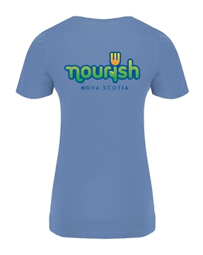 Picture of Nourish Pro T-Shirt (Back Logo)