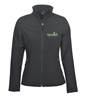 Picture of Nourish Soft Shell Jacket (Colour Logo)