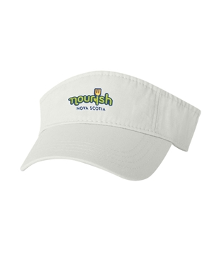 Picture of Nourish Visor (Colour Logo)